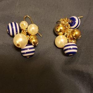 Bauble earrings